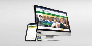 school marketing websites an social media